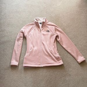 Baby Pink Women's North Face